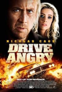 Drive Angry Promo Poster