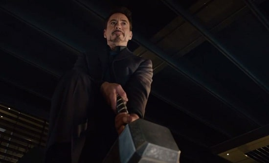 Robert Downey Jr. Avengers Age of Ultron