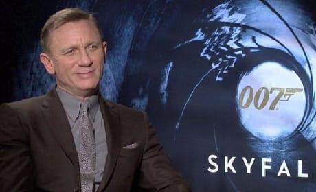 Skyfall: Daniel Craig Talks First Bond Memories