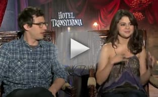Andy Samberg and Selena Gomez Exclusive Interview