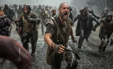 Noah Review: Russell Crowe Brilliantly Builds an Ark