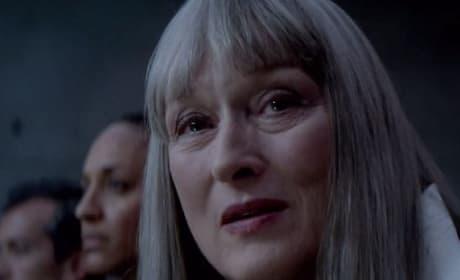 The Giver Meryl Streep