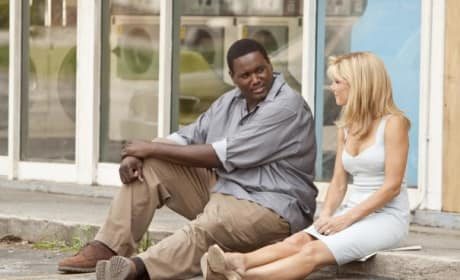 Images from The Blind Side