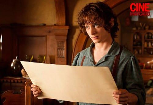 Frodo in The Hobbit