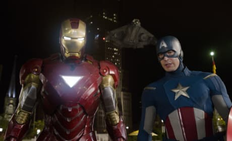 The Avengers Passes the $600 Million Mark Domestically
