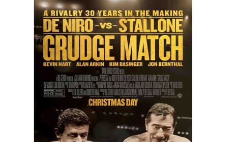 Grudge Match Giveaway: Win a Get in the Ring Prize Pack