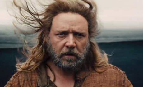 Noah Super Bowl Trailer: Before the Flood
