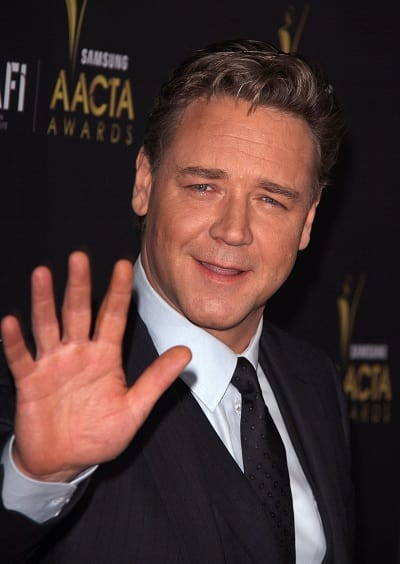 Russell Crowe Red Carpet Picture