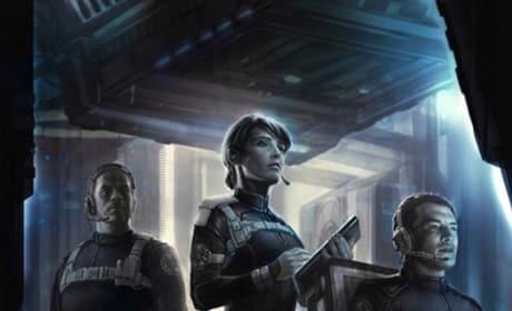 Maria Hill Avengers Concept Art