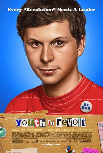 Youth in Revolt Nick Twisp Poster