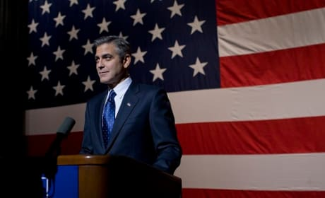 George Clooney Stars in The Ides of March