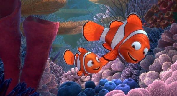 Finding Nemo 3D Still