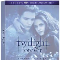 Twilight Forever Blu-Ray