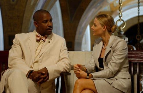 Denzel Washington Jodie Foster Inside Man