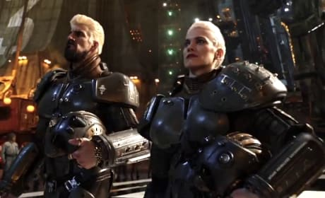 Pacific Rim Exclusive: Heather Doerksen Takes Us Inside a Jaeger
