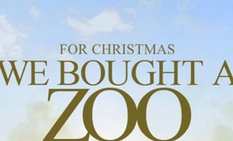 First Trailer and Poster Premiere for Cameron Crowe's We Bought a Zoo