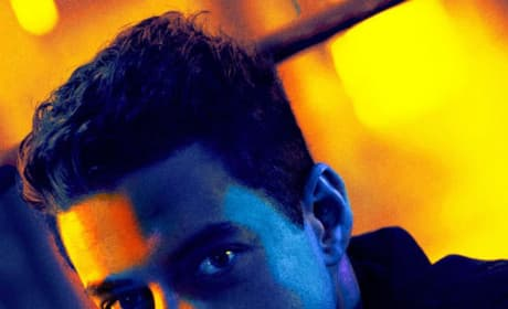 Need for Speed Rami Malek Poster