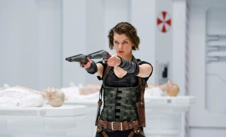Resident Evil: Afterlife Blows Away the Competition