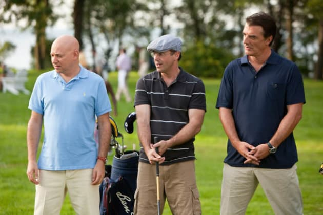 The Guys Play Golf