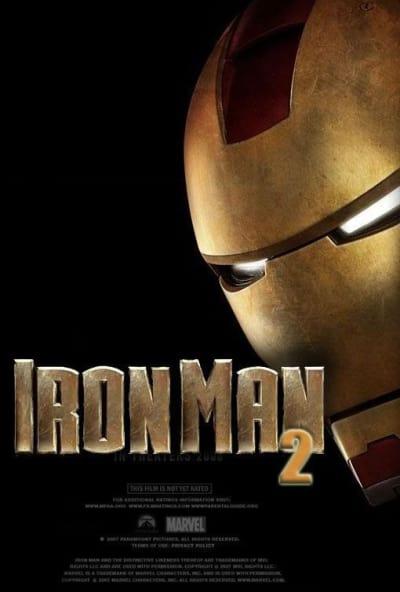 Mock Iron Man 2 Poster
