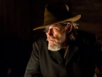 Jeff Bridges as Rooseter Cogburn