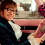 Mike Myers is Austin Powers