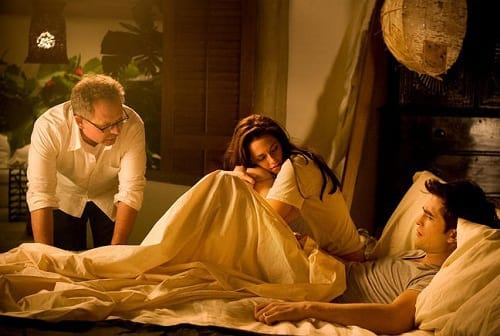 Bill Condon Directs The Twilight Saga: Breaking Dawn Part 1