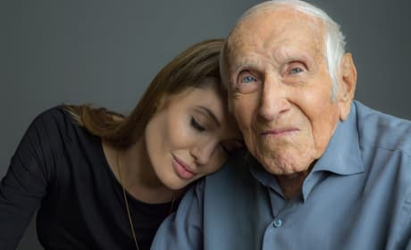 "Unbroken First Look: Angelina Jolie is a ""Human Dynamo"""