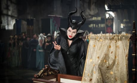 Maleficent Angelina Jolie Photo