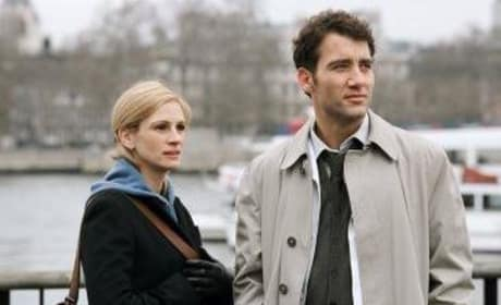Julia Roberts and Clive Owen