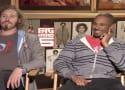 "Big Hero 6 Exclusive: Damon Wayans Jr. & TJ Miller Wonder Why ""No Feet in This Movie!"""
