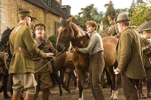 War Horse Star Jeremy Irvine