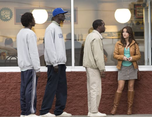 Reese Witherspoon And The Good Lie Cast