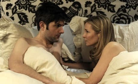 Adam Scott and Jennifer Westfeldt in Friends with Kids
