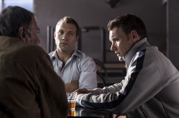 Felony Jai Courtney Tom Wilkinson Joel Edgerton