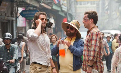 Bradley Cooper Talks Hangover 3: It's Coming Soon!