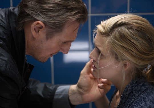 Taken 3 Liam Neeson Maggie Grace