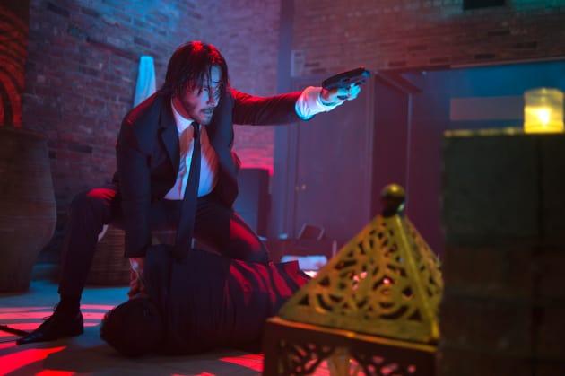 Keanu Reeves Fires Back