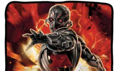 Ultron Promo Art Avengers Age of Ultron