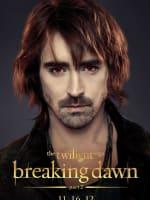 Garrett Breaking Dawn Part 2 Character Poster
