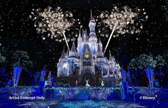 Frozen At Walt Disney World