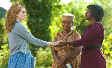 The Help Stars Reflect on Blockbuster as Blu-Ray Debuts