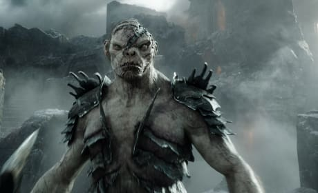 The Hobbit: The Battle of the Five Armies Orc