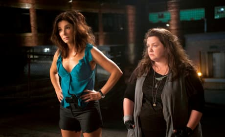 The Heat: Sandra Bullock & Melissa McCarthy Talk Drunk Dancing