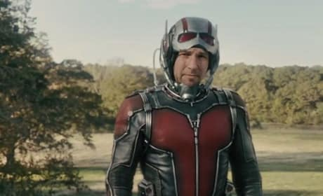 Ant-Man Trailer: Paul Rudd Gets Super