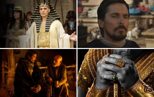 Exodus gods and kings john turturro