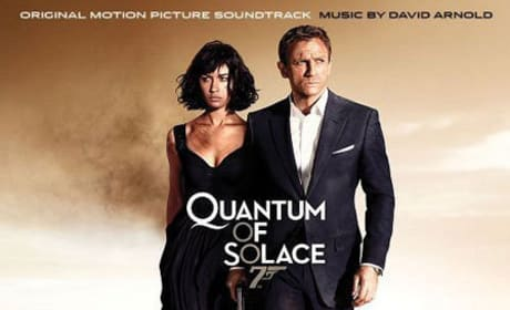 Quantum of Solace Soundtrack Cover Released