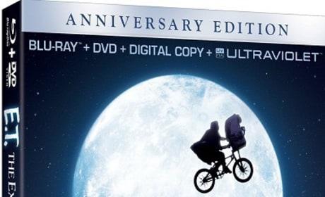 E.T. Blu-Ray