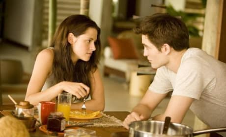 Breaking Dawn Quotes: We'll Start with Forever