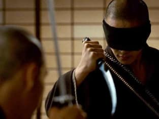 Ninjas can cut you while blindfolded